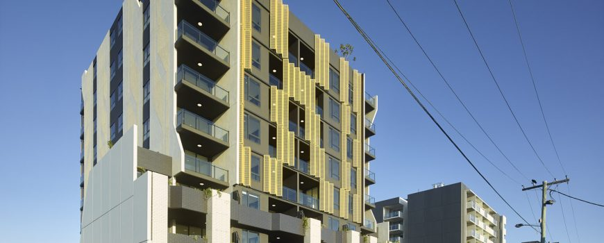 Corde Apartments by Rothelowman